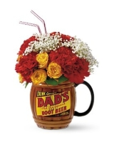 Rootin' For Dad Bouquet By Teleflora