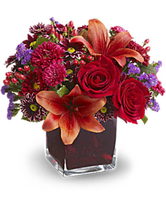 Teleflora\'s Autumn Grace