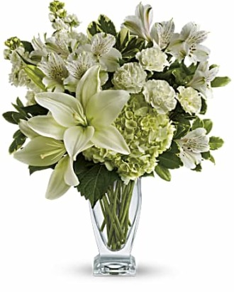 Teleflora\'s Purest Love Bouquet