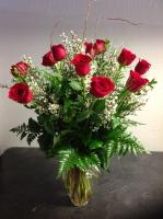 Classic dozen rose