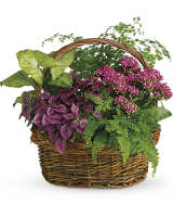 Secret Garden Basket