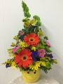 Smiley Face Bouquet