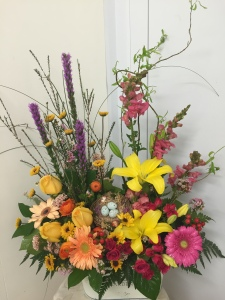 Artistry of Spring Bouquet