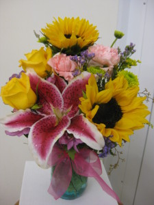 Country Charm Bouquet