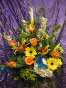 Isle Of Sunshine Bouquet