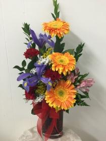 Festive Colors Bouquet