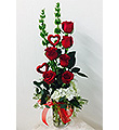 Two Hearts Forever Bouquet