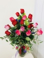 The Delightful Rose Bouquet