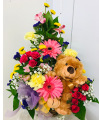 Be My Bear Bouquet