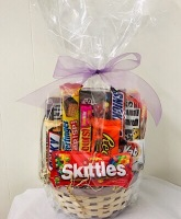 SWEETEST TREAT CANDY BASKET
