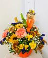 Happy Pumpkin Bouquet