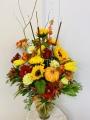 Celebrate Fall Bouquet