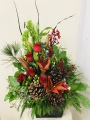 Holiday Of Love Bouquet