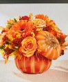 HARVEST PUMPKIN BOUQUET