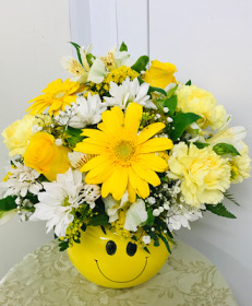 Happy Smiles Bouquet