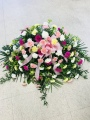 All Carnation Casket Spray