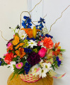 Country Spring Basket