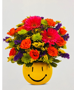 Happy Spring Smiles Bouquet