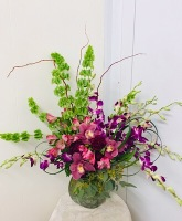 Orchid Island Bouquet