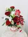 SANTA BELIEVE BOUQUET