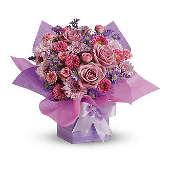 Perfectly Purple Present