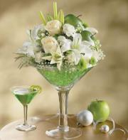 Happy Hour Apple Martini