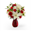 OPEN YOUR HEART HOLIDAY BOUQUET