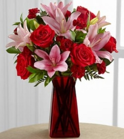 The Love Rushes In Bouquet