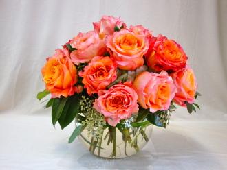 Ruffles & Roses