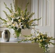 Tribute Vase Arrangement
