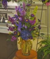 Vase Arrangement 12CVA