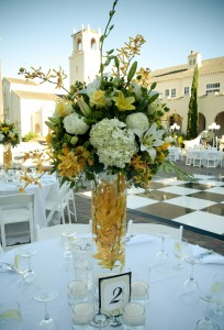 Fields Of Gold Centerpiece
