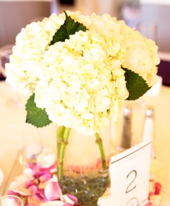 Love Blooms Centerpiece