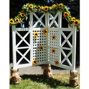 Sunny Sunflowers decorations