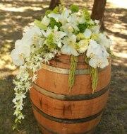 White Wine Country Elegance