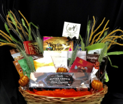 Crevasse's Gourmet Fall Chocolate Basket