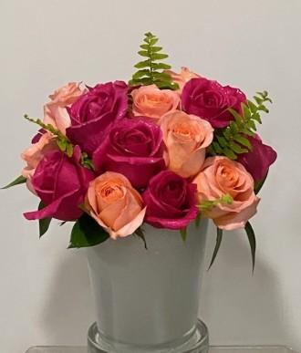 Citrus Roses