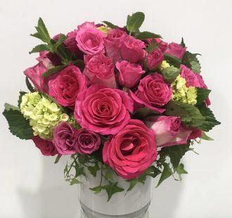 Pink Rose Medley