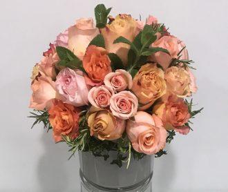 Coral Rose Medley