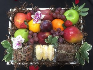 Gourmet Fruit Crate