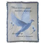 Throw - Dove with