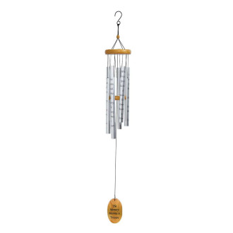 Wind Chimes - The Memory Becomes a Treasure
