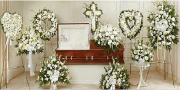 Five piece Funeral package