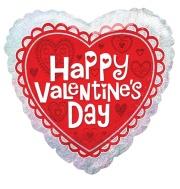1 Valentine Balloon