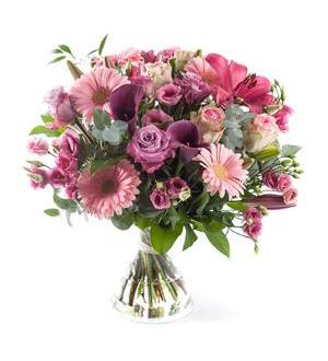 Tasteful Bouquet - Exclusive Vase