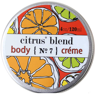 Citrus Blend Body Cream