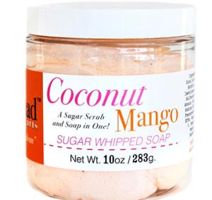 Coconut Mango Sugar Scrub