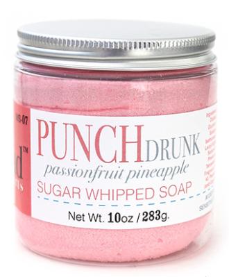 Punch Drunk Sugar Scrub