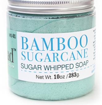 Bamboo Sugarcane Sugar Scrub
