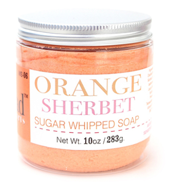 Orange Sherbet Sugar Scrub